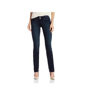 Paige Hidden Hills Straight Jeans Size 27 x 32